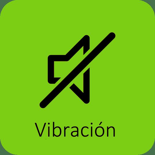 cambio vibracion
