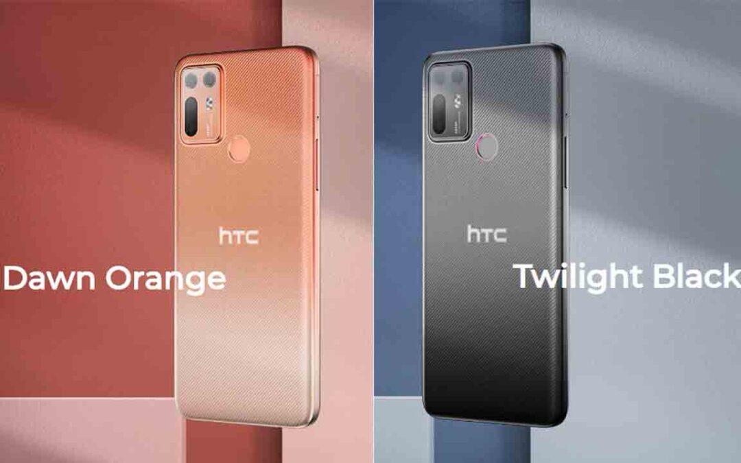 Características HTC Desire 20+