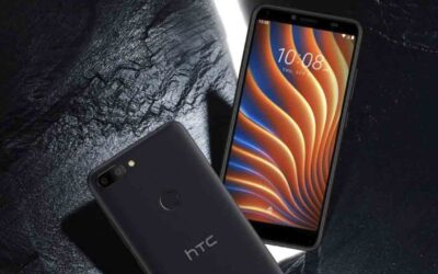 hTc Wildfire E Lite con android Go ya está a la venta